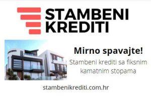 Stambeni krediti, adaptacija kuće, stambeni kredit